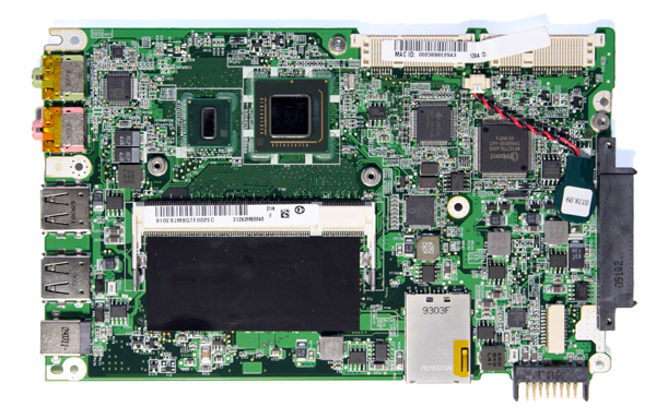 Motherboard - lato interno
