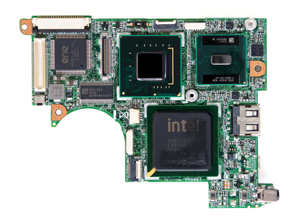 Chip Intel dell'eeePC Seashell