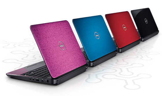 Netbook Dell Inspiron M101z