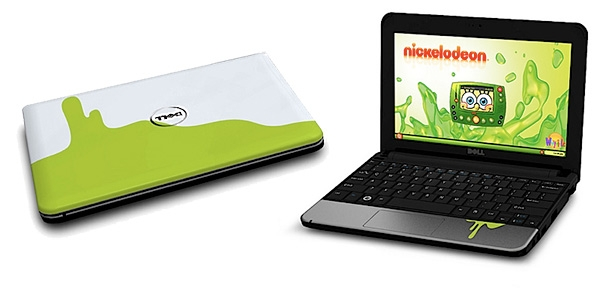 Dell Mini 10v Nickelodeon Edition
