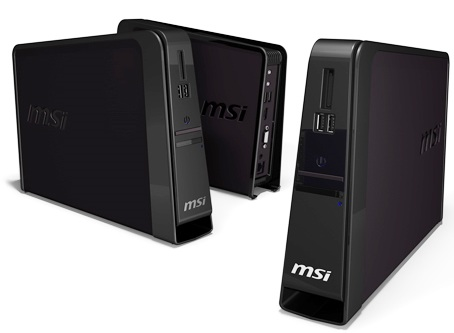 MSI Wind Box DE220 e DC520