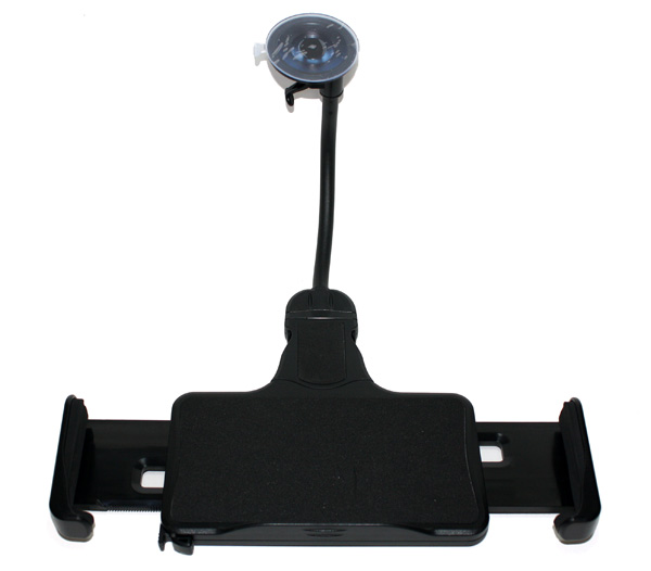 Car mount kit for netbook
