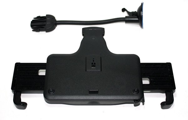 Supporto per auto per netbook e notebook