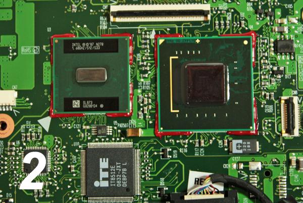 Processore e chipset