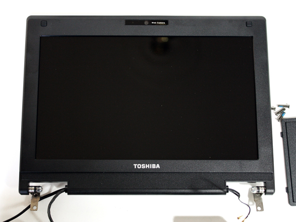 Display del netbook Toshiba NB100